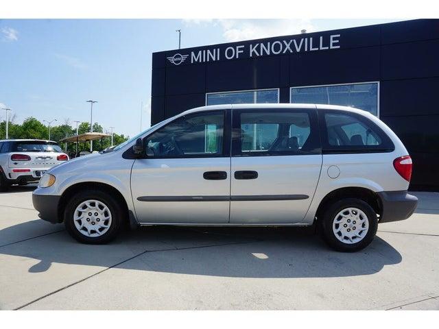 2002 Chrysler Voyager 4 Dr eC Passenger Van