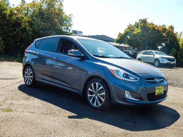 2017 Hyundai Accent Sport 4-Door Hatchback FWD