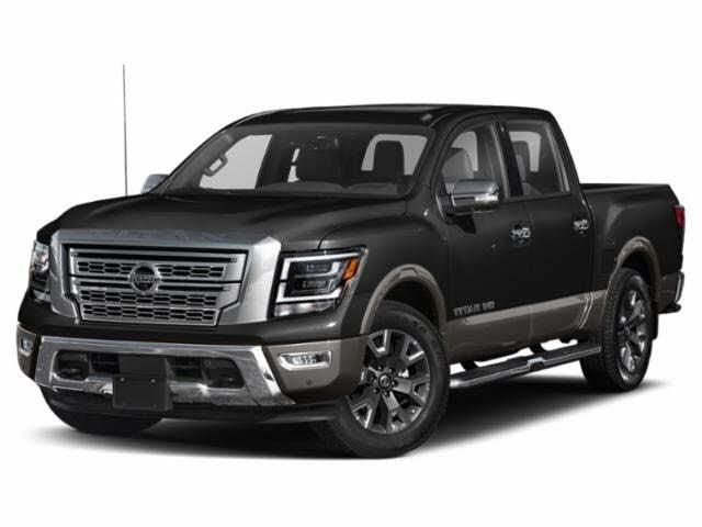 2020 Nissan Titan Platinum Reserve Crew Cab 4WD