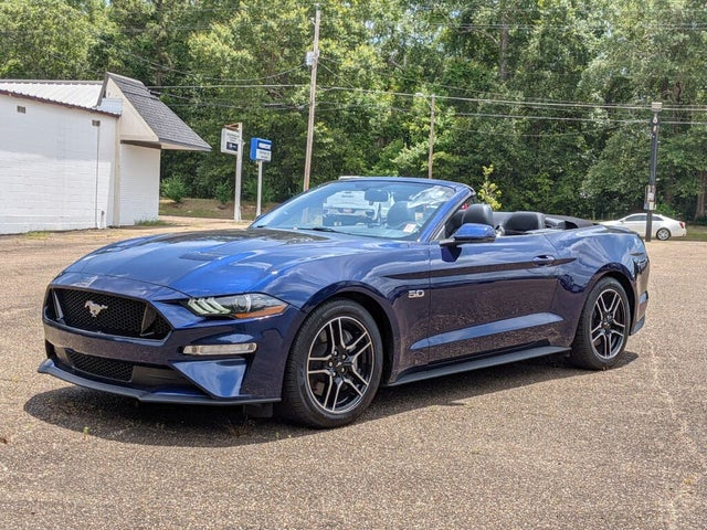 2019 Ford Mustang GT Premium Convertible RWD