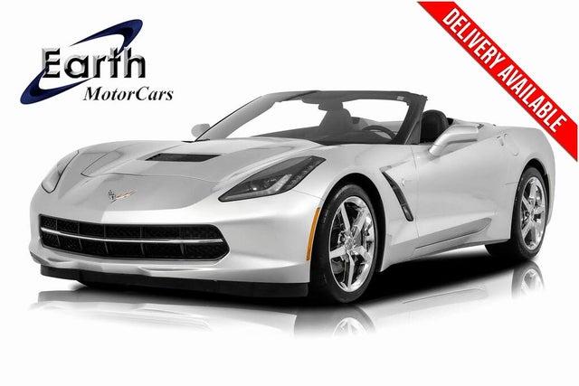 2014 Chevrolet Corvette Stingray 2LT Convertible RWD