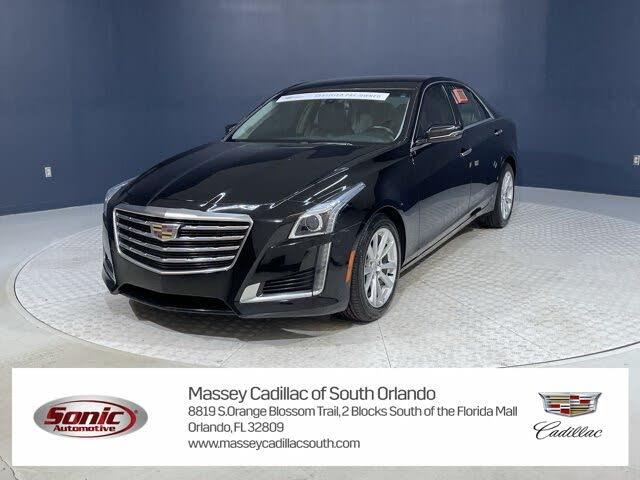 2017 Cadillac CTS 2.0T RWD