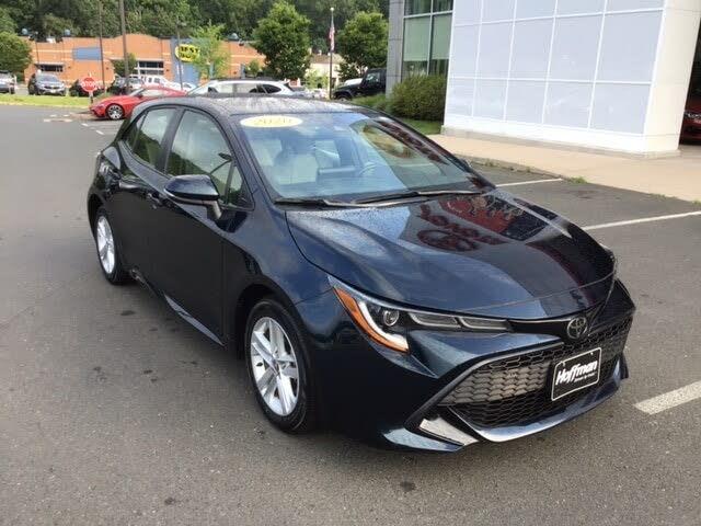 2020 Toyota Corolla Hatchback SE FWD