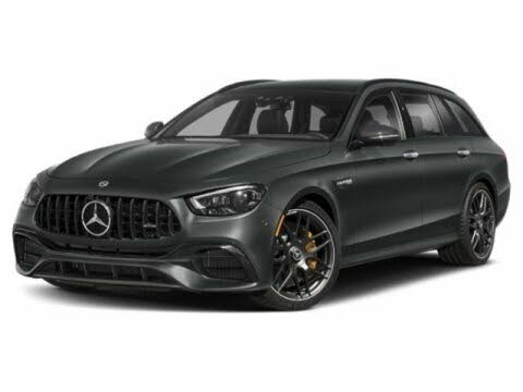 2021 Mercedes-Benz E-Class E AMG 63 S 4MATIC Wagon AWD