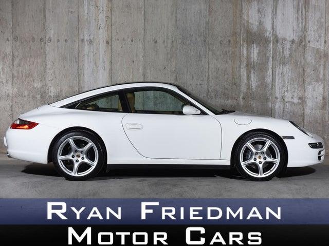 2007 Porsche 911 Targa 4 AWD