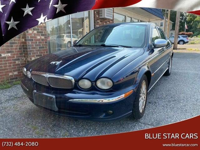 2007 Jaguar X-TYPE 3.0L Sedan AWD