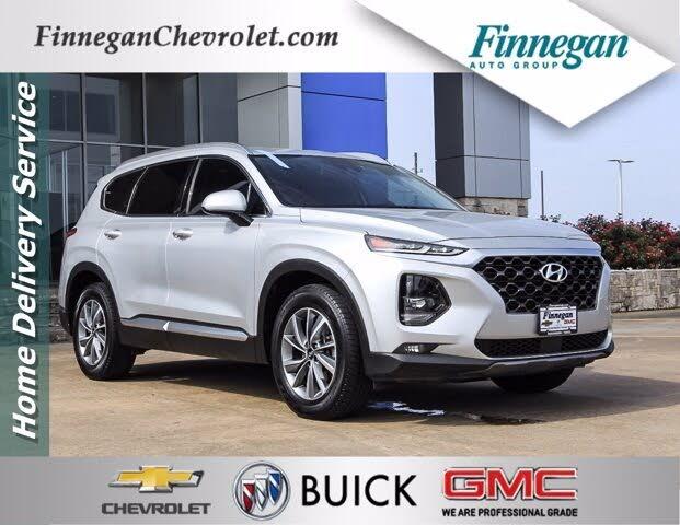 2019 Hyundai Santa Fe 2.4L SEL Plus FWD