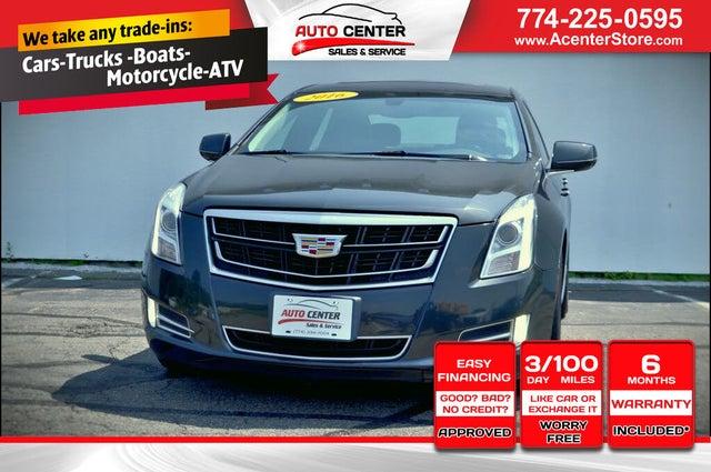 2016 Cadillac XTS Luxury AWD