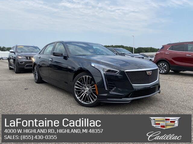 2019 Cadillac CT6-V AWD