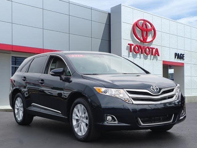 2015 Toyota Venza LE FWD