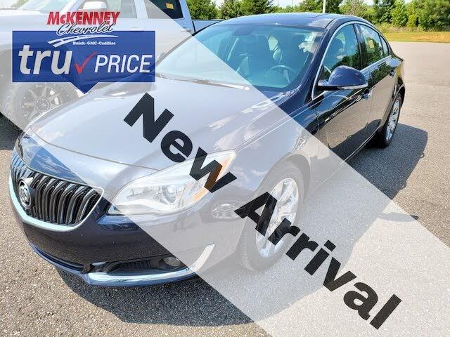 2014 Buick Regal Premium II Sedan AWD