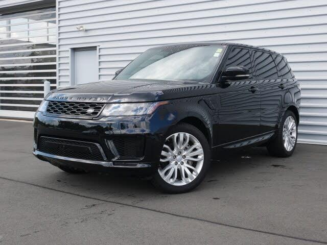 2020 Land Rover Range Rover Sport V6 HSE 4WD