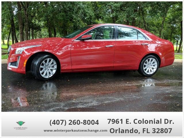 2014 Cadillac CTS 2.0T RWD