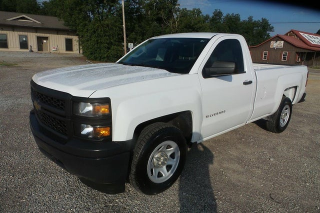 2015 Chevrolet Silverado 1500 Work Truck RWD