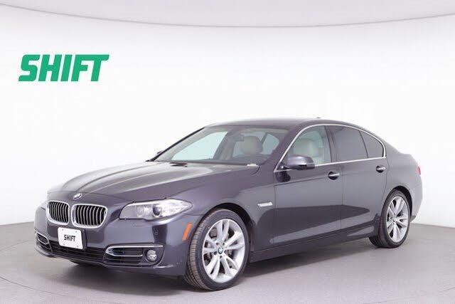 2016 BMW 5 Series 535i Sedan RWD
