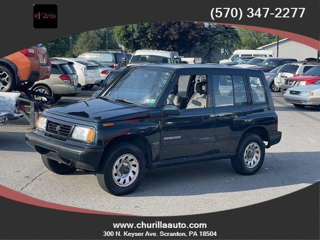 1995 Suzuki Sidekick JLX 4-Door 4WD
