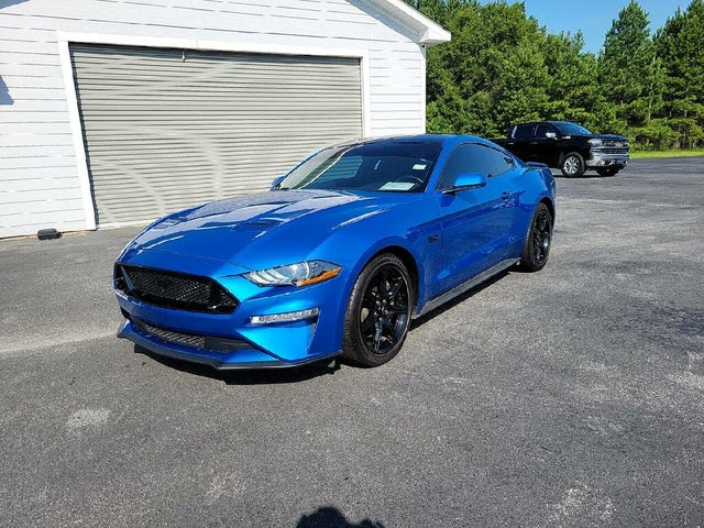 2019 Ford Mustang GT Coupe RWD