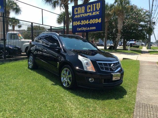 2010 Cadillac SRX Turbo Premium AWD