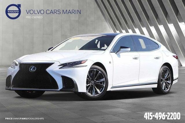 2020 Lexus LS 500 F Sport AWD