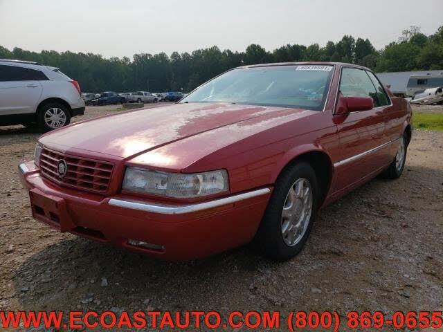 1997 Cadillac Eldorado Touring Coupe FWD