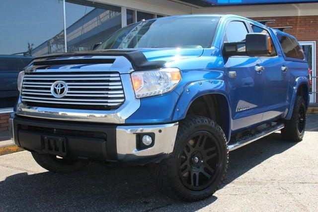 2017 Toyota Tundra Limited CrewMax 5.7L 4WD