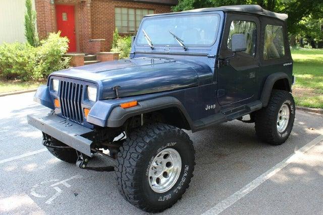 1991 Jeep Wrangler 4WD