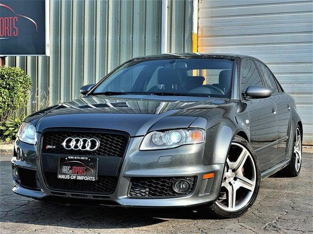 2008 Audi RS 4 quattro Sedan AWD