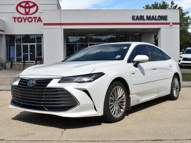 2021 Toyota Avalon Hybrid Limited FWD