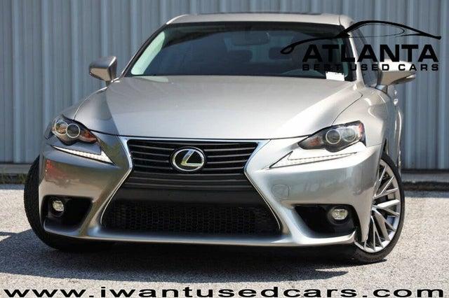2016 Lexus IS 200t RWD