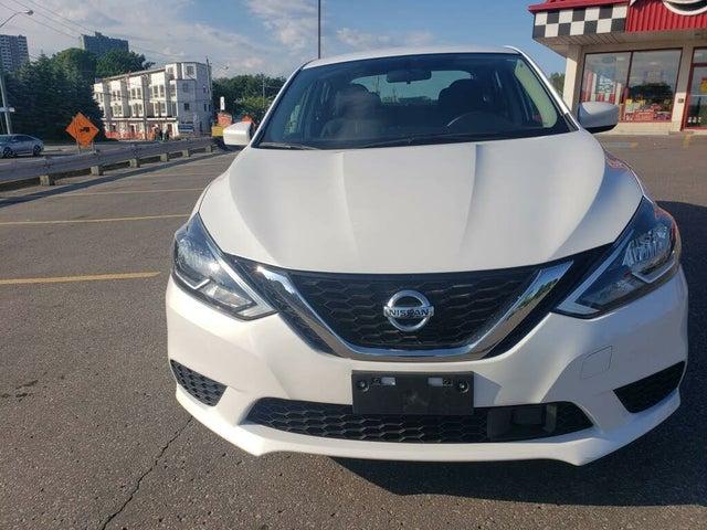 2018 Nissan Sentra S FWD