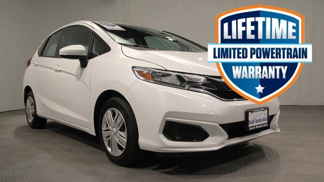 2019 Honda Fit LX FWD