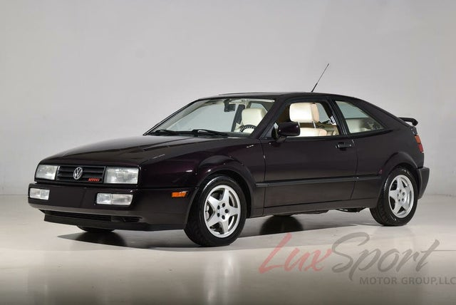 1992 Volkswagen Corrado 2 Dr SLC Hatchback
