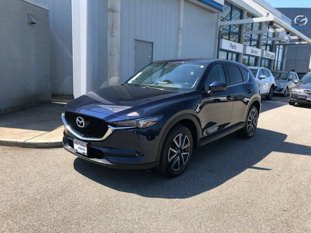 2017 Mazda CX-5 GT AWD