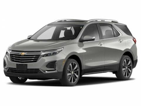 2022 Chevrolet Equinox LT FWD with 1LT