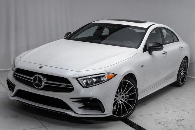 2019 Mercedes-Benz CLS-Class CLS AMG 53 S 4MATIC AWD