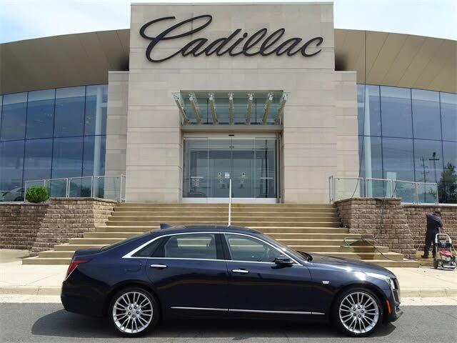 2018 Cadillac CT6 3.0TT Premium Luxury AWD