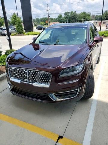 2020 Lincoln Nautilus Black Label AWD