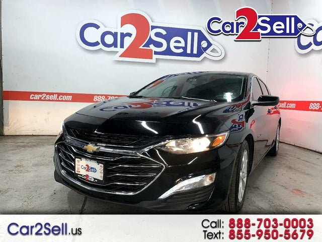 2019 Chevrolet Malibu LT FWD