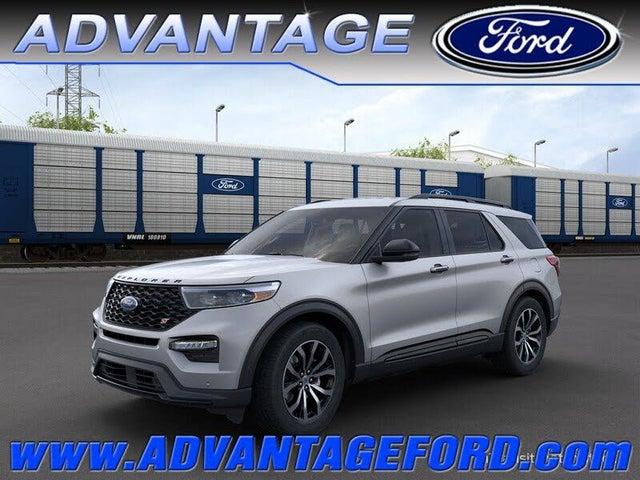 2021 Ford Explorer ST AWD