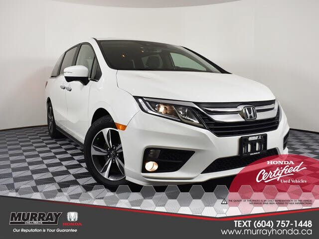 2020 Honda Odyssey EX FWD