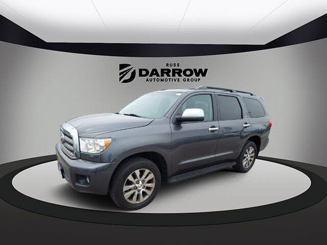 2013 Toyota Sequoia Limited FFV 4WD