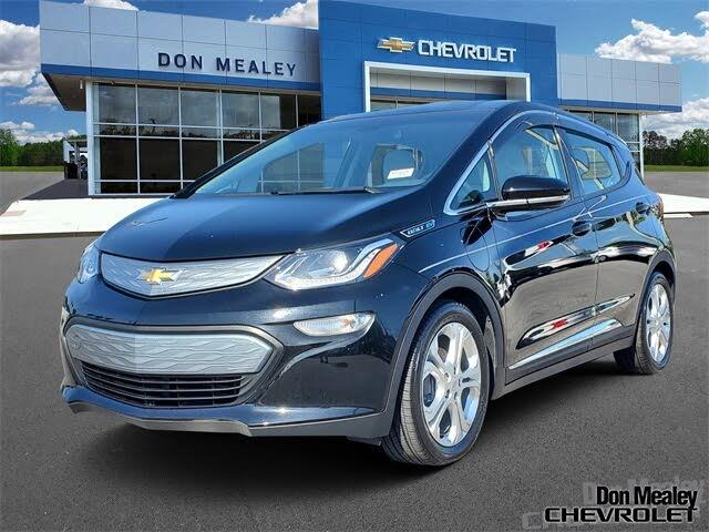 2019 Chevrolet Bolt EV LT FWD