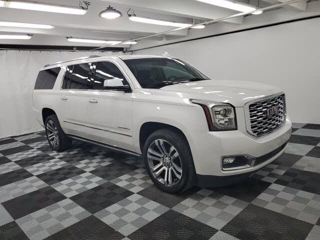 2018 GMC Yukon XL Denali RWD