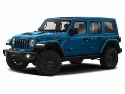 2021 Jeep Wrangler Unlimited Rubicon 392 4WD
