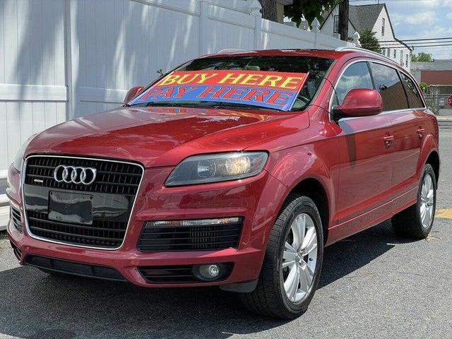 2009 Audi Q7 3.0 TDI quattro Premium Plus AWD