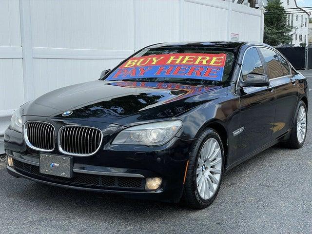2011 BMW 7 Series 750i xDrive AWD