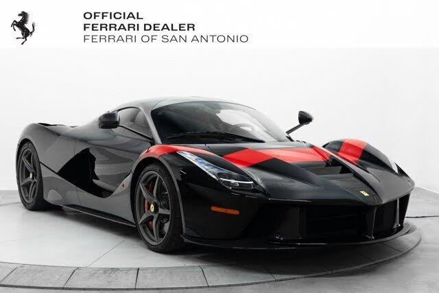 2014 Ferrari LaFerrari Coupe