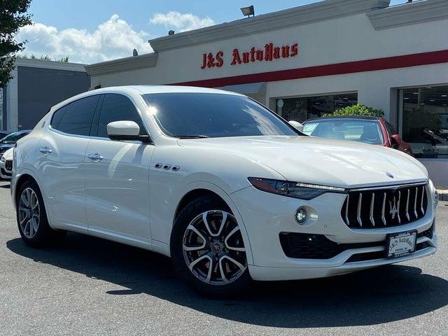 2020 Maserati Levante S 3.0L AWD