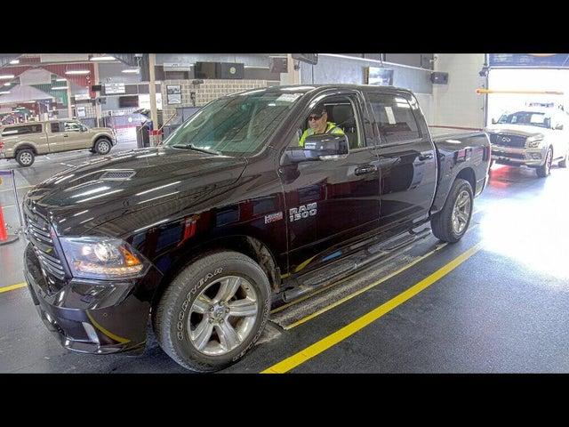2014 RAM 1500 Sport Crew Cab 4WD