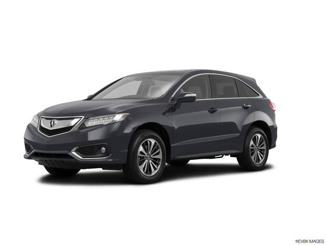 2016 Acura RDX AWD with Advance Package